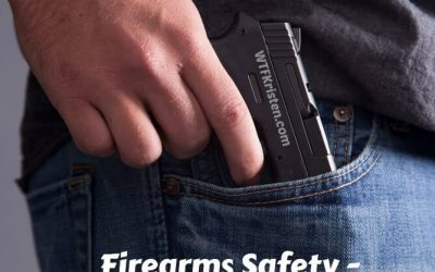 No Such Thing as Firearm Accidents – Just Improper Handling